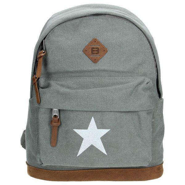 Trendy batoh Enrico Benetti 54603 – šedá
