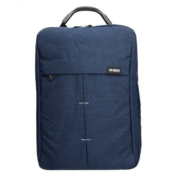 Pánský batoh Enrico Benetti Boldn – modrá