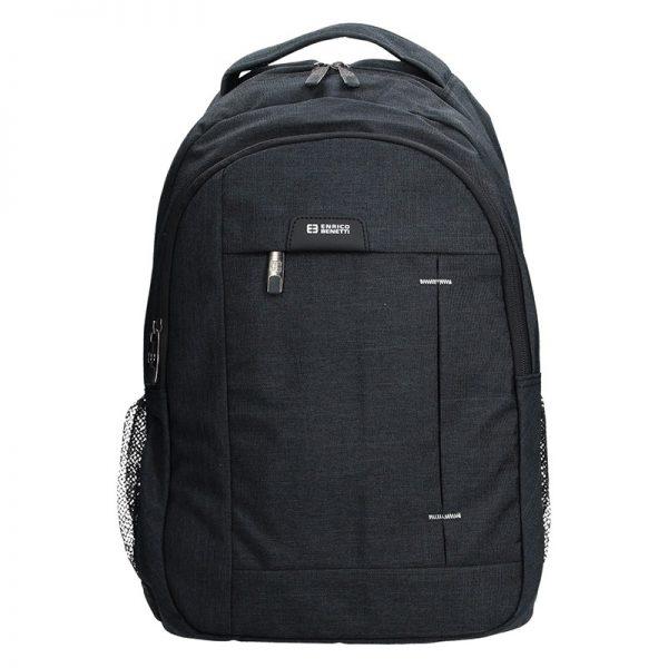 Pánský batoh Enrico Benetti Igor – černá