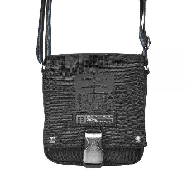 Pánská taška přes rameno Enrico Benetti Peter – černá