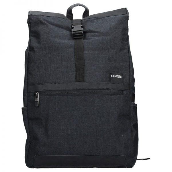 Pánský batoh Enrico Benetti Medard – černá
