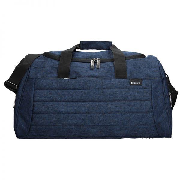 Cestovní taška Enrico Benetti Edgar – modrá