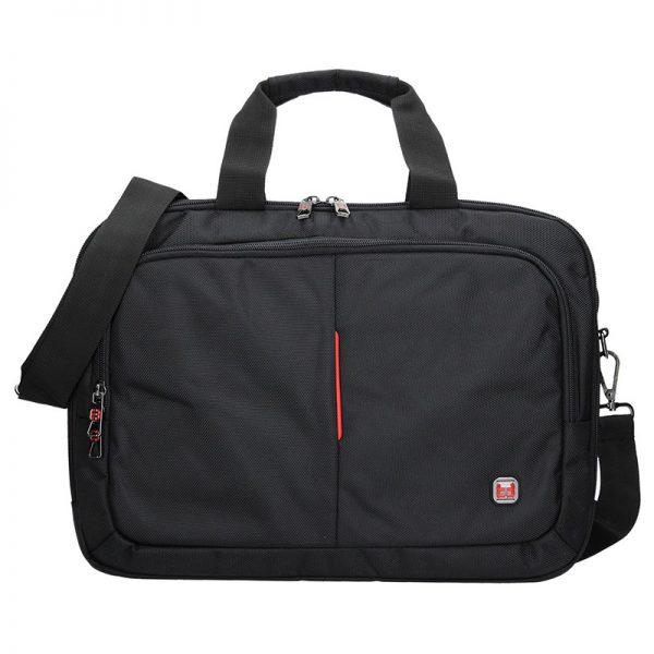 Pánská taška přes rameno Enrico Benetti Ulen – černá