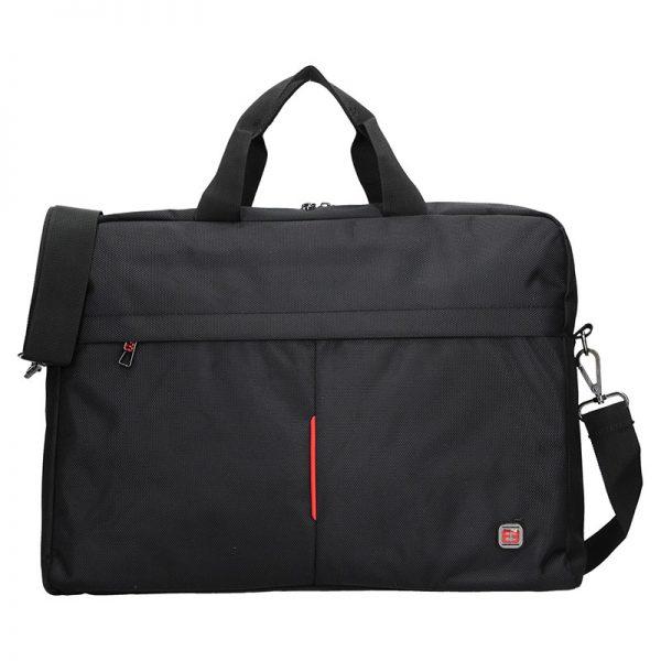Pánská taška přes rameno Enrico Benetti Lopes – černá
