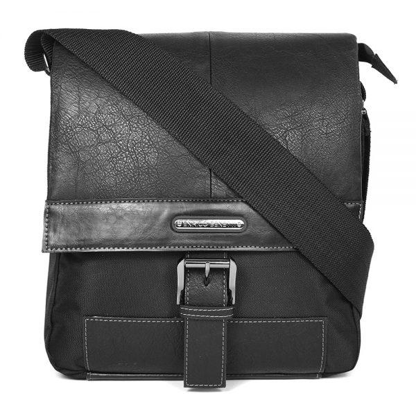 Pánská taška přes rameno Enrico Benetti Carter – černá