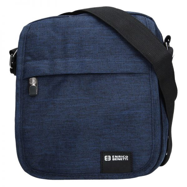 Pánská taška na doklady Enrico Benetti Mojmír – modrá