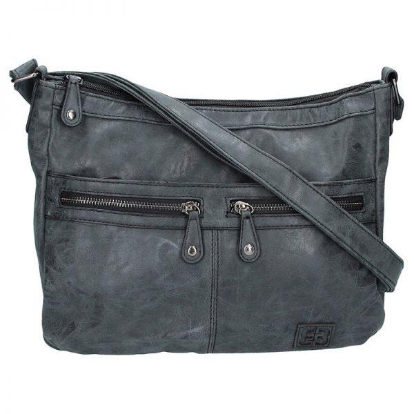 Dámská kabelka Enrico Benetti 66105 – černá