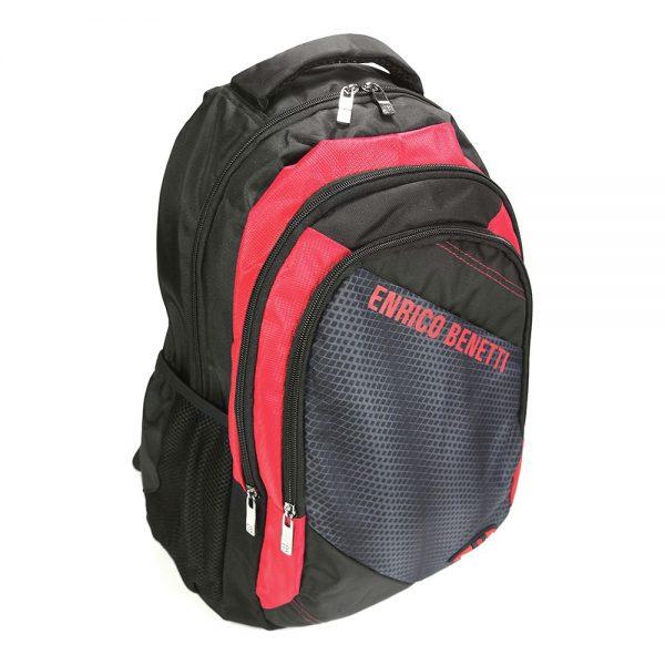 Sportovní batoh Enrico Benetti 47095 – červená