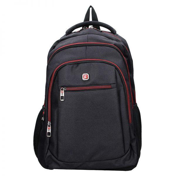Moderní pánský batoh Enrico Benetti Denny – černá
