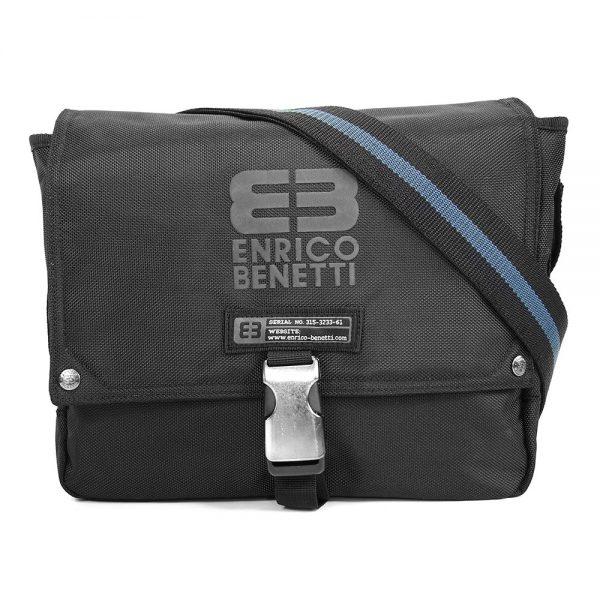 Pánská taška přes ramno Enrico Benetti Gerett – černá