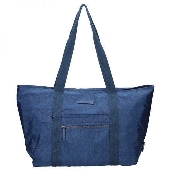 Dámská cestovní taška Enrico Benetti Jolana – modrá