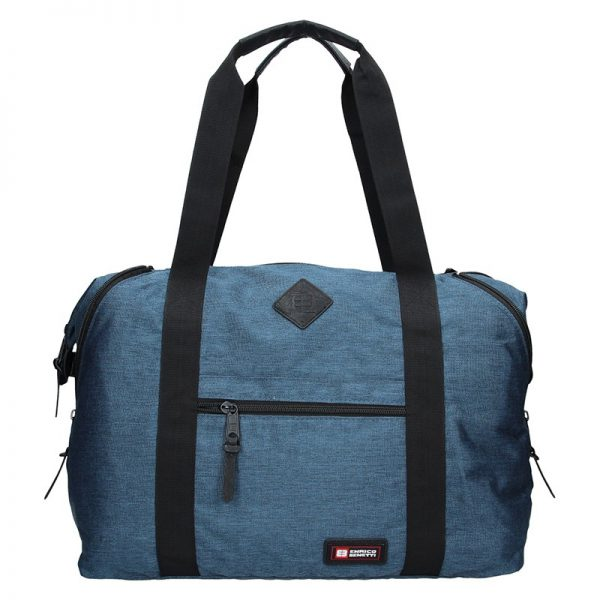 Sportovní taška Enrico Benetti 54549 – modrá