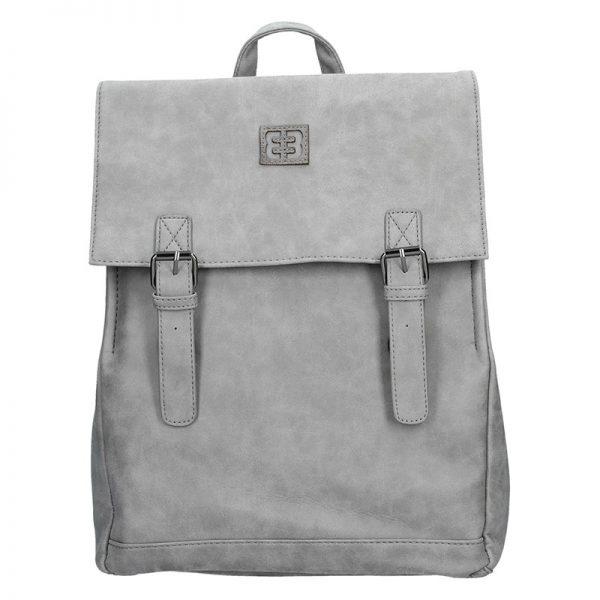 Moderní batoh Enrico Benetti 66195 – šedá