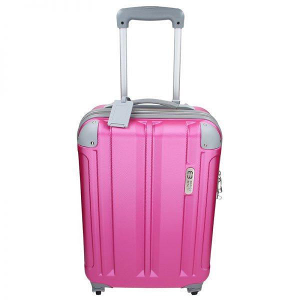 Cestovní kufr Enrico Benetti 39033 – růžová
