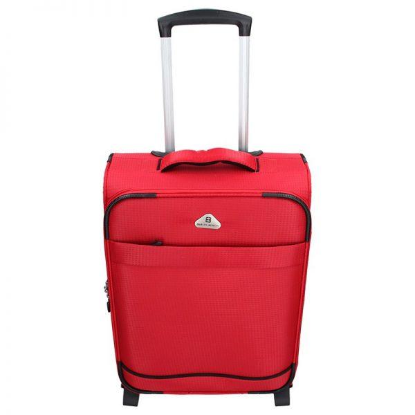 Cestovní kufr Enrico Benetti 16110 – červená