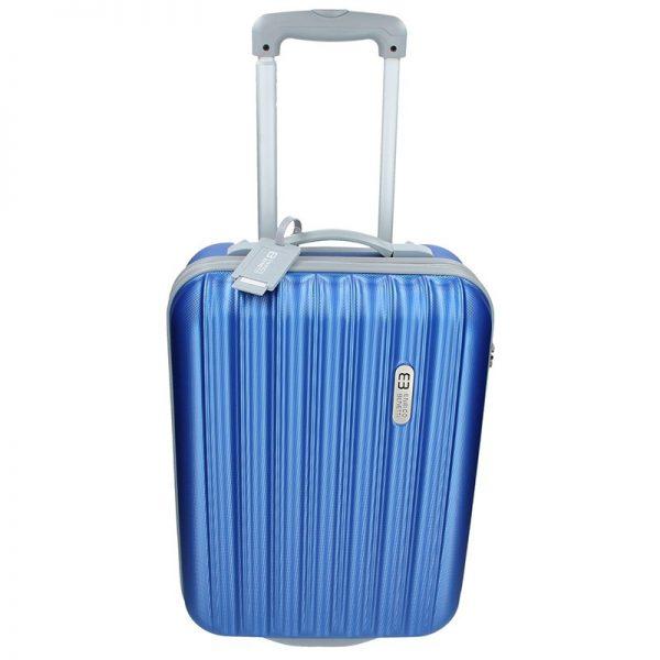 Cestovní kufr Enrico Benetti 39033/50 – modrá