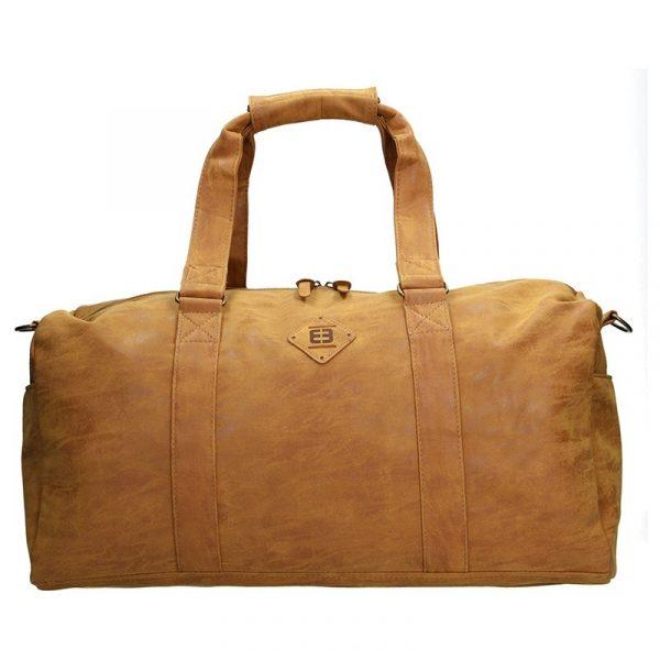 Trendy cestovní taška Enrico Benetti 54601 – hnědá