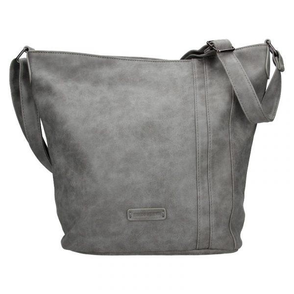 Dámská crossbody kabelka Enrico Benetti Kammy – šedá