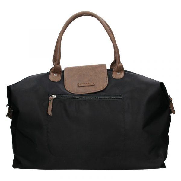 Dámská cestovní taška Enrico Benetti Matelde – černá