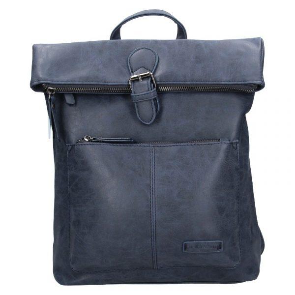 Moderní dámský batoh Enrico Benetti Nicolls – mordá