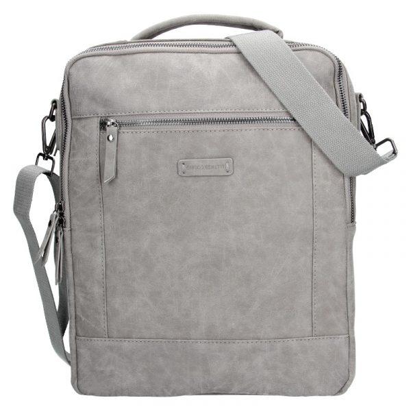 Trendy batoh/taška Enrico Benetti Nikk – šedá