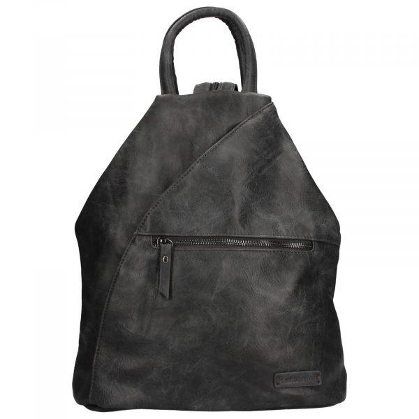 Moderní dámský batoh Enrico Benetti Linia – šedá