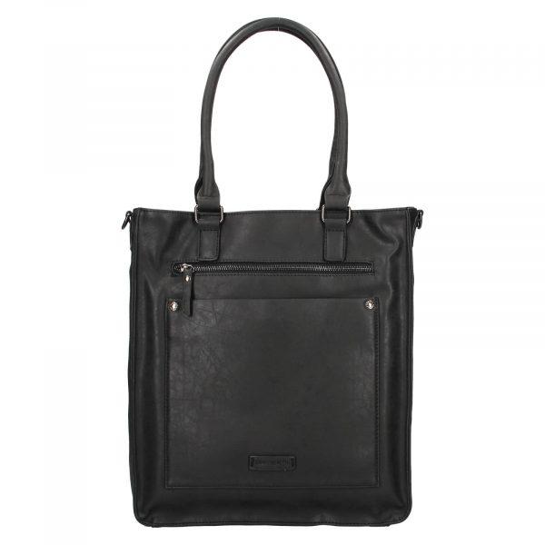 Dámská kabelka Enrico Benetti Patrisea – černá